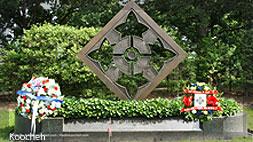 «یادبود جنگجویان وطن با طعم هارلی داویدسون»